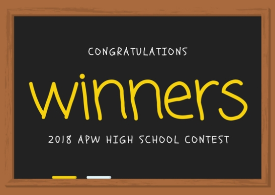 APW Recognizes High School Excellence