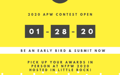 2020 APW Communications Contest Accepting Entries Now