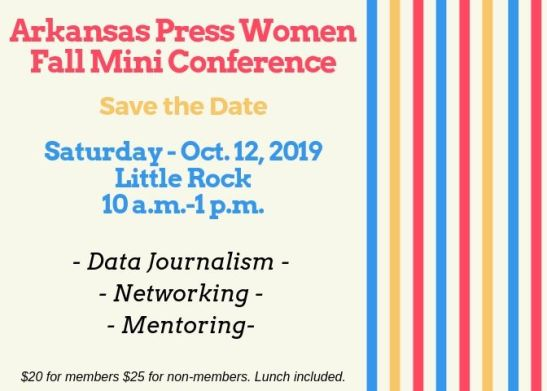 Data Journalism, Networking & Mentoring Focus of Fall Conference