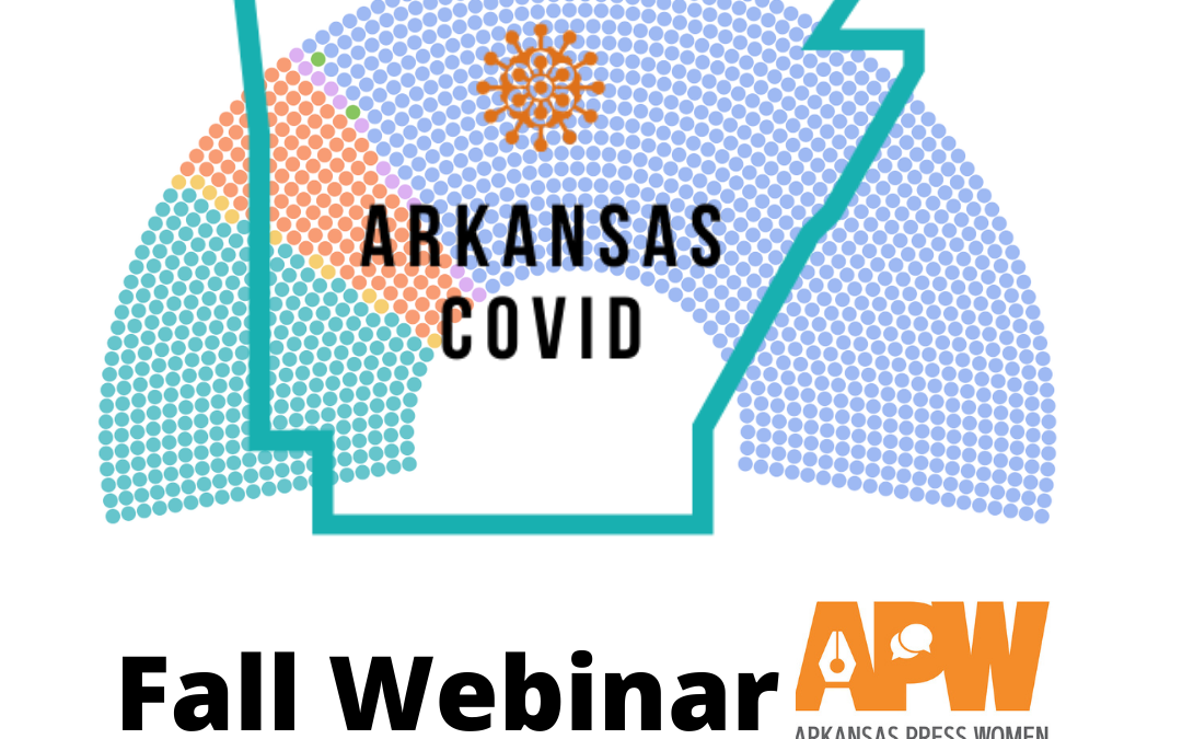 Fall Webinar Focuses on COVID-19 Public Data Project