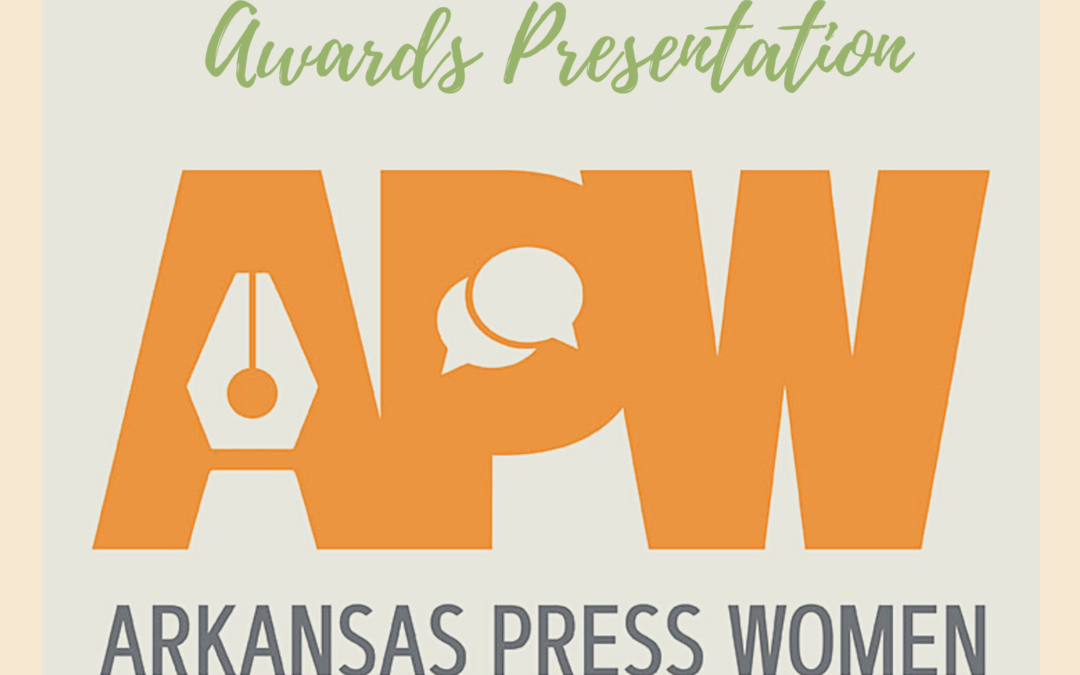 APW Awards Presentation Set for May 8 in Little Rock